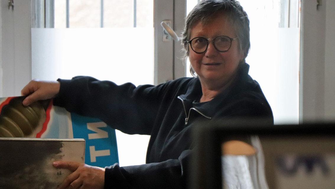 Marie-José Doutres ouvre les portes de son atelier d'artiste