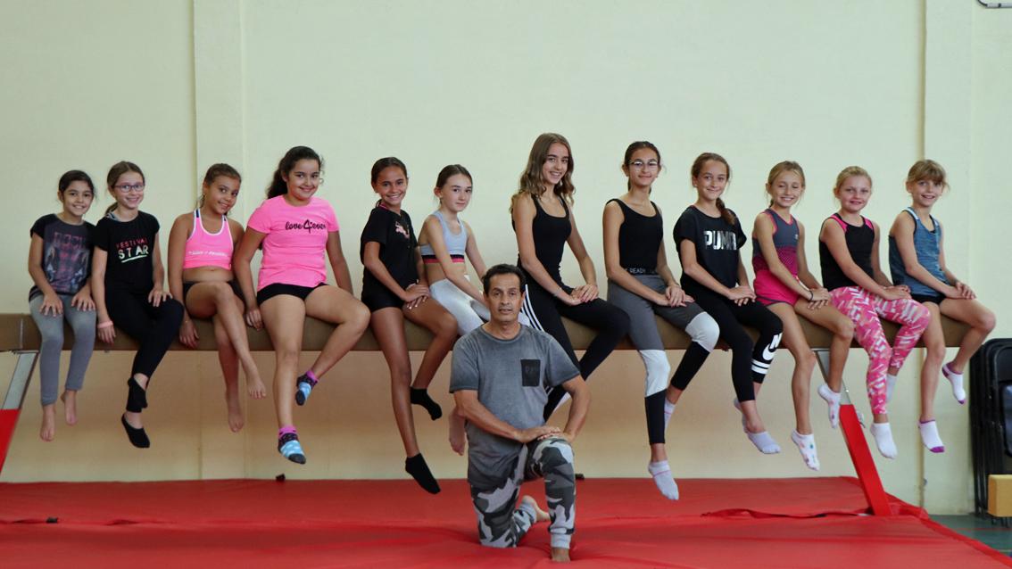 Reprise des activités pour les jeunes gymnastes du Vauvert Energym Club
