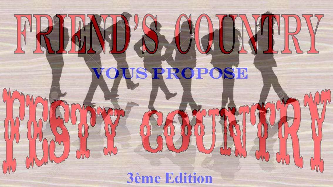 Festy Country ce week-end à Vauvert