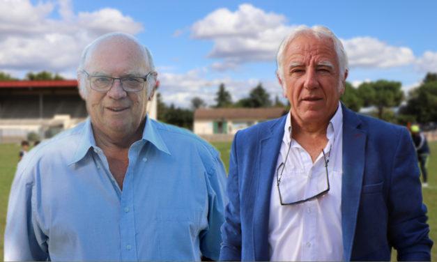 Football : Ils co-pilotent le FCV