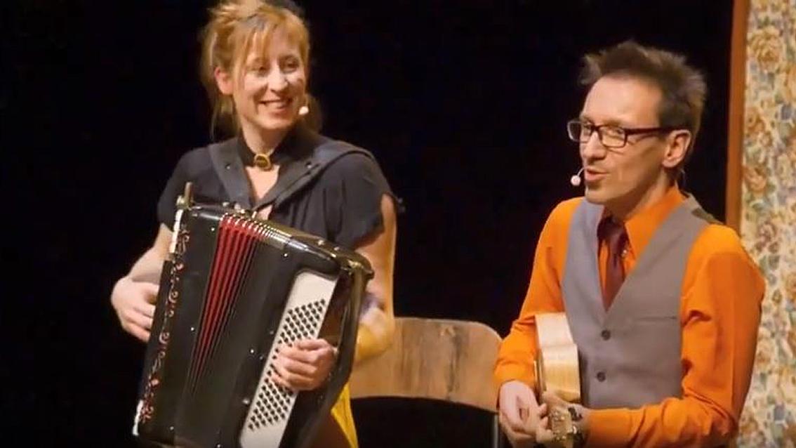 « Michel et Yvette en Goguette » au Centre culturel