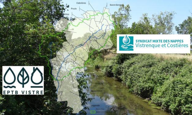 Vistre et Vistrenque : les rivières et les eaux souterraines fusionnent