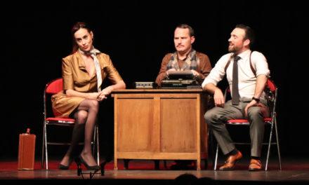 « Revolvers et talons hauts », la pièce séduit le public de Vauvert