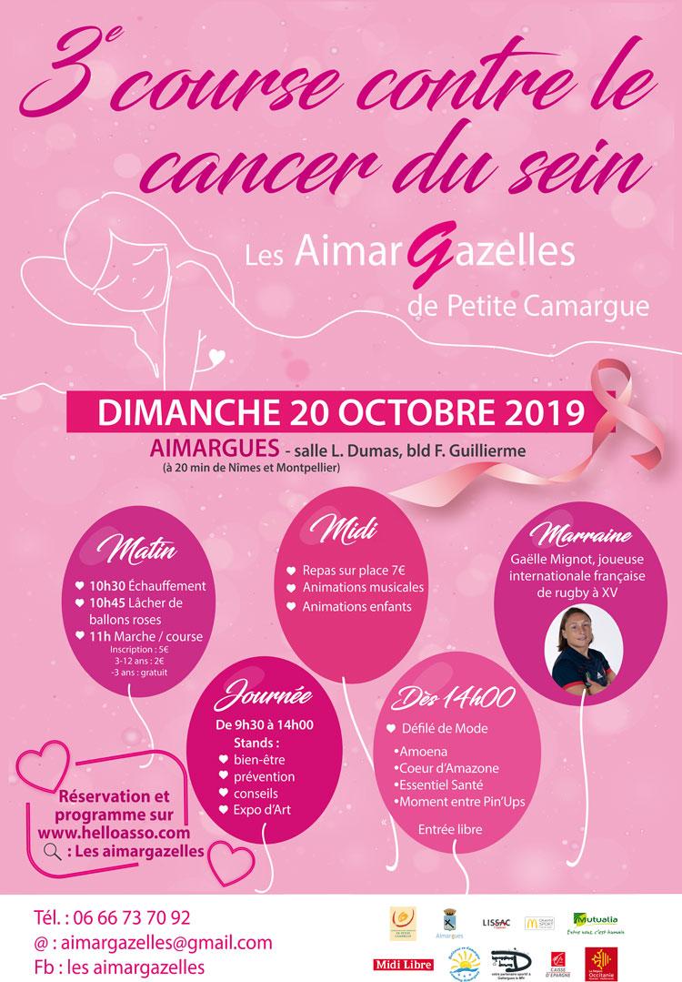 Course des Aimargazelles @ Salle L. Dumas