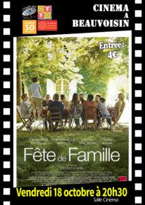 "Cinéma à Beauvoisin ""Fête e Famille"" @ Beauvoisin"