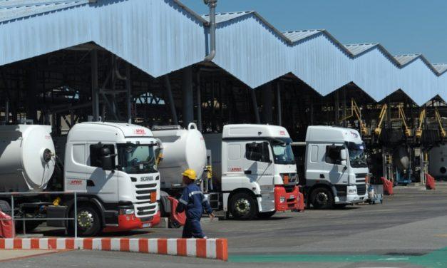 Installation d'une société de transport à l'entrée de Vauvert dans la ZAC Côté Soleil