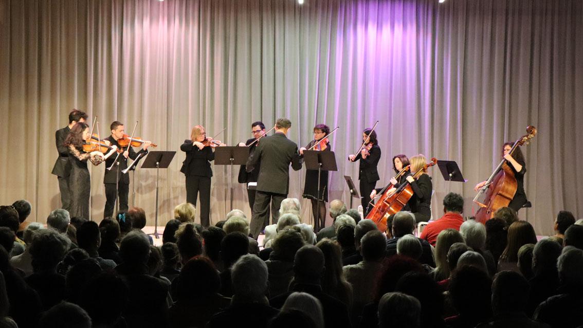Magnifique concert de l'Ensemble instrumental Contrepoint
