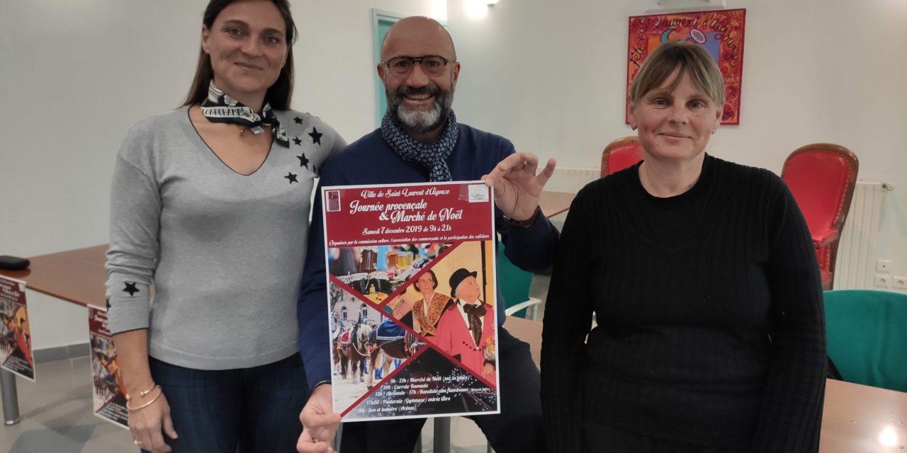 Saint-Laurent d'Aigouze organise sa journée provençale
