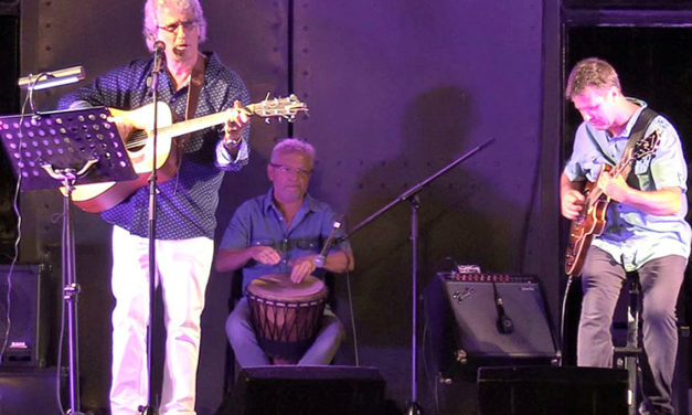 Joël Privas en concert pour son nouvel album