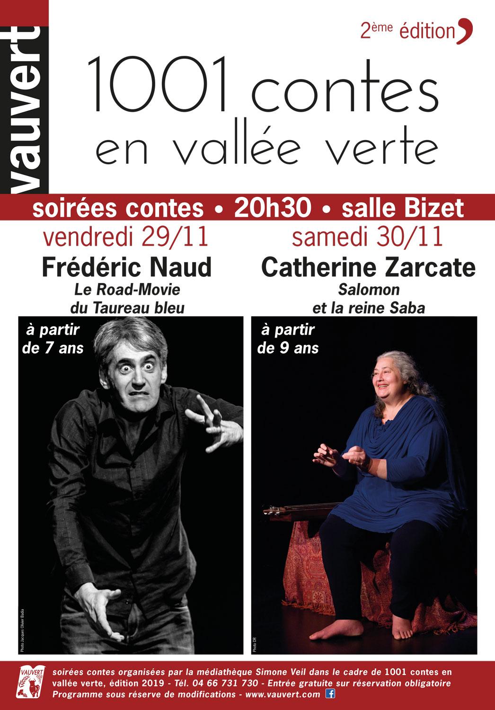 1001 contes en vallée verte @ Salle Bizet