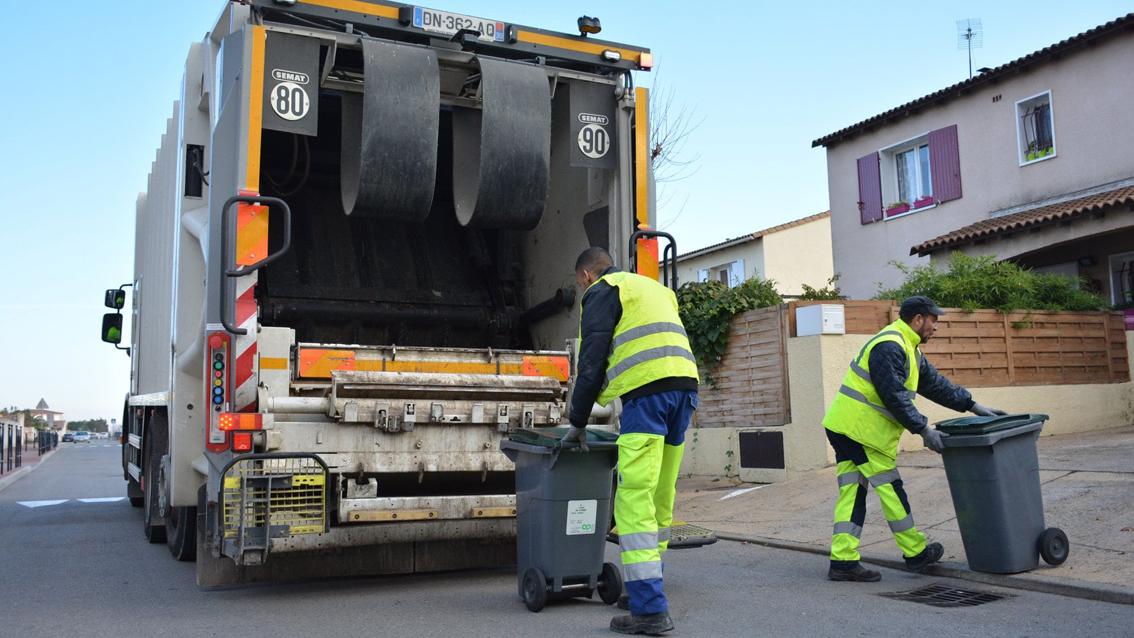 Organisation de la collecte des déchets pour les fêtes de fin d'année