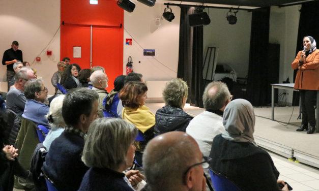 Latifa Ibn Ziaten délivre un message de paix et d'amour au collège de Vauvert