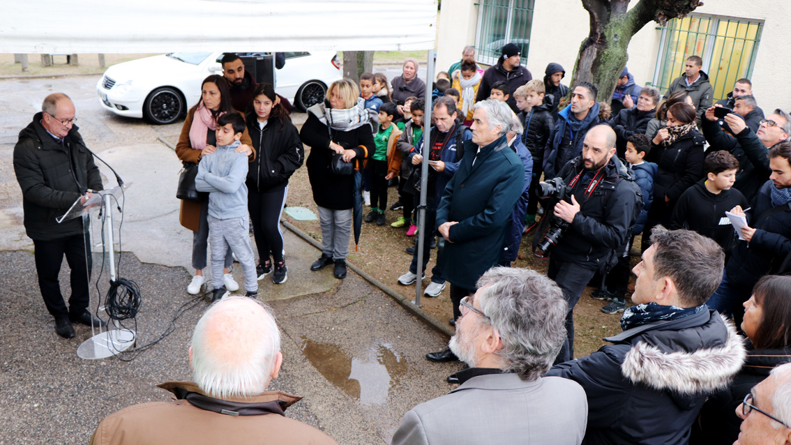 Vauvert rend hommage à Redouane Abbaoui