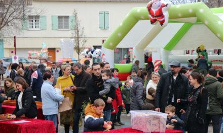 Vauvert : Gros succès populaire pour le marché de Noël