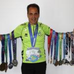 Rémi Boileau fête son 200ème marathon
