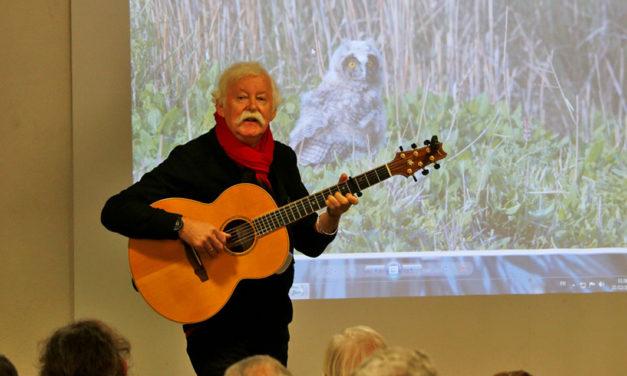Vincent Mérand, l'artiste qui fait parler les oiseaux