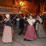 Le Cailar : Abrivado aux flambeaux et pastorale ce samedi soir pour le marché de Noël