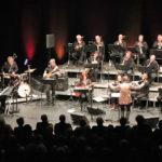 Le Big Band de Petite Camargue très applaudi à Vergèze-Espace