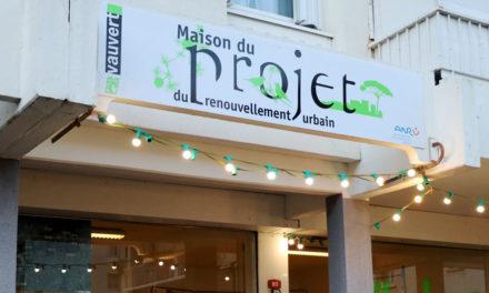 La Maison du projet de renouvellement urbain a ouvert ses portes