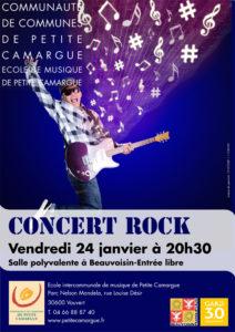 Concert de Rock à Beauvoisin @ Beauvoisin