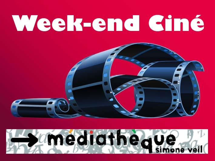 Week-end Cinéma @ Médiathèque