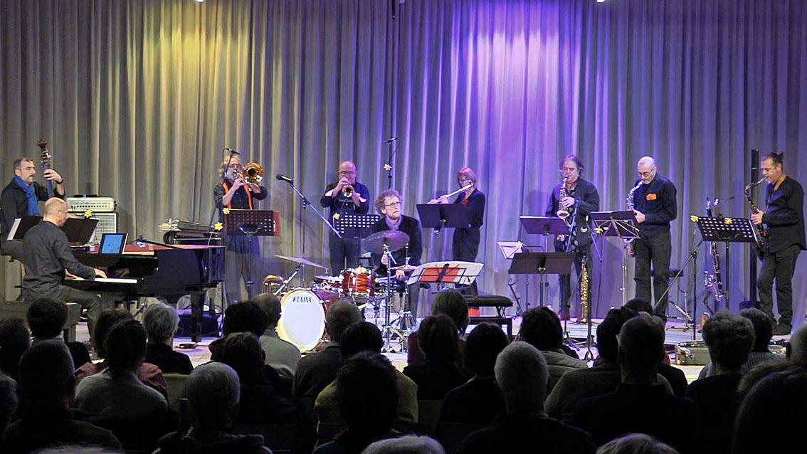 PURPLE BREEZE avec son jazz narratif a séduit le public