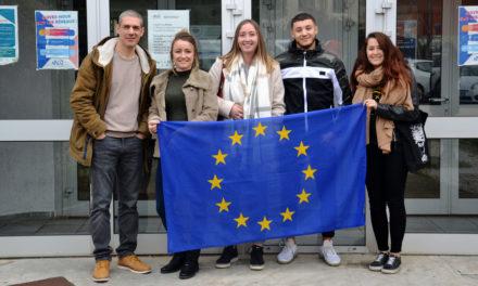 Projet Erasmus : Quatre jeunes de la Mission Locale en stage à Barcelone