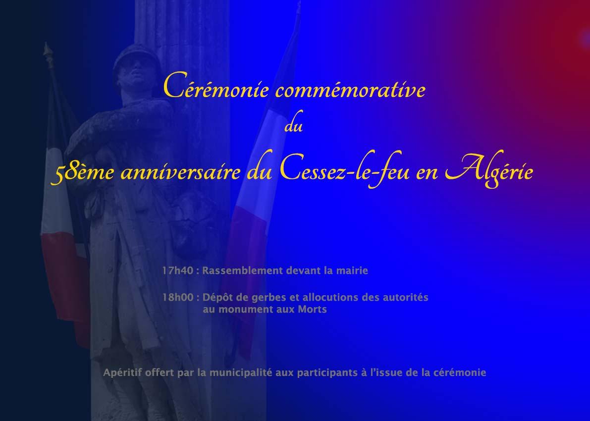 Cérémonie commémorative @ Mairie