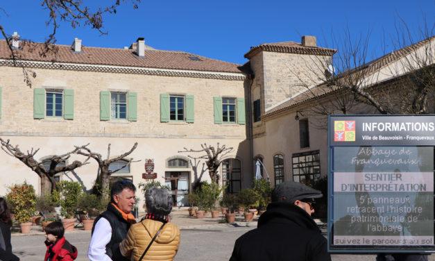 Un sentier d'interprétation pour valoriser le patrimoine de l'Abbaye de Franquevaux