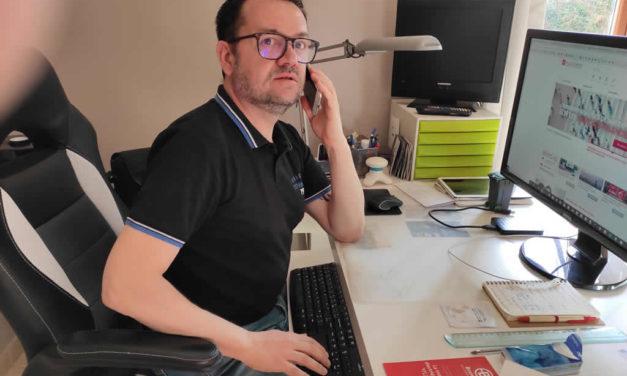 l'association Connect & vous à Vauvert a pris une initiative d'entraide pendant le temps de confinement