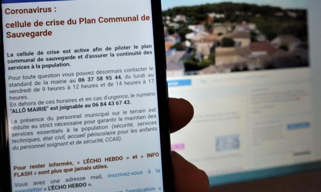 Beauvoisin Franquevaux : entraide et solidarité sur les réseaux sociaux.
