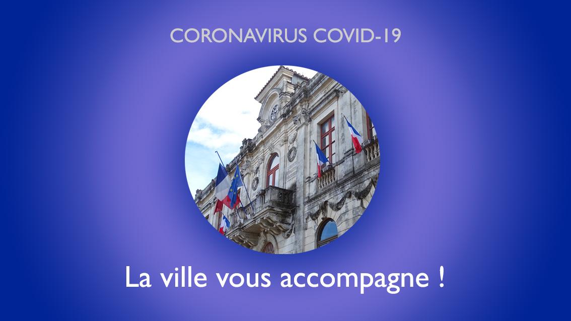 Prolongement du confinement,  la ville de Vauvert poursuit son accompagnement