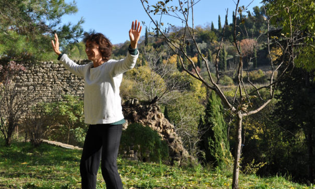 Retrouvez énergie et vitalité avec le Qi Gong et Françoise Gasté