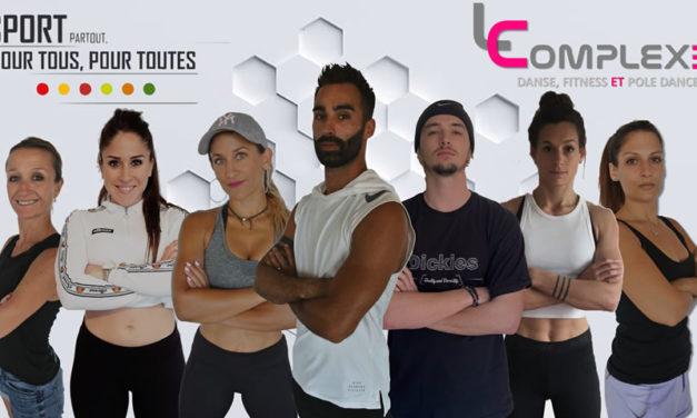 Le Complexe offre des cours de sport en ligne cette semaine !