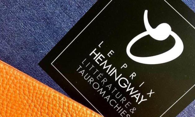 Les 23 finalistes du Prix Hemingway 2020