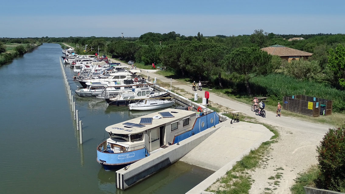 Covid-19 : Une charte de bonne conduite pour le port de plaisance de Gallician