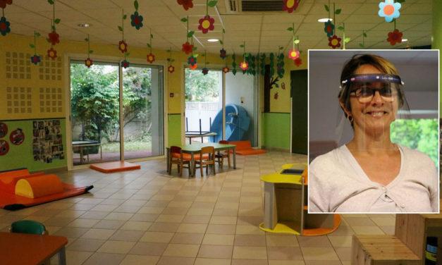 Vauvert : Une reprise progressive des enfants à la crèche très encadrée
