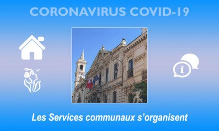 Aimargues : Les services communaux s'organisent pour réussir le déconfinement