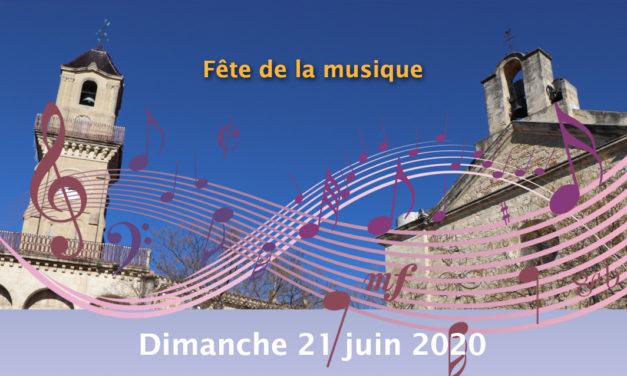Dimanche 21 Juin, Vauvert fête l'été en musique !