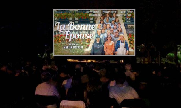 « La Bonne Épouse » à l'affiche du Festival Film & Compagnie ce Dimanche 26 juillet