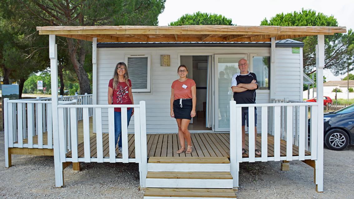 Ouverture du bureau d'information touristique d'Aimargues