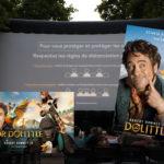 Ciné plein air : « Le voyage du Dr Dolittle » aux arènes de Gallician, dimanche soir
