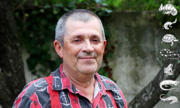 Franz Jullien,  un naturaliste passionné par la biodiversité… et  la tauromachie