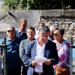Le club taurin El Campo a rendu un bel et émouvant hommage à Robert Laurent