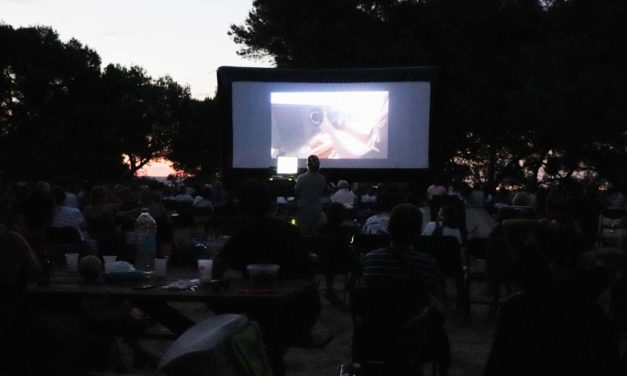 Plein succès pour la première soirée sous les étoiles du Festival film & compagnie
