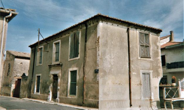 Une photo, une histoire : ANECDOTE D'UN VILLAGEOIS et vie d'autrefois a Beauvoisin.