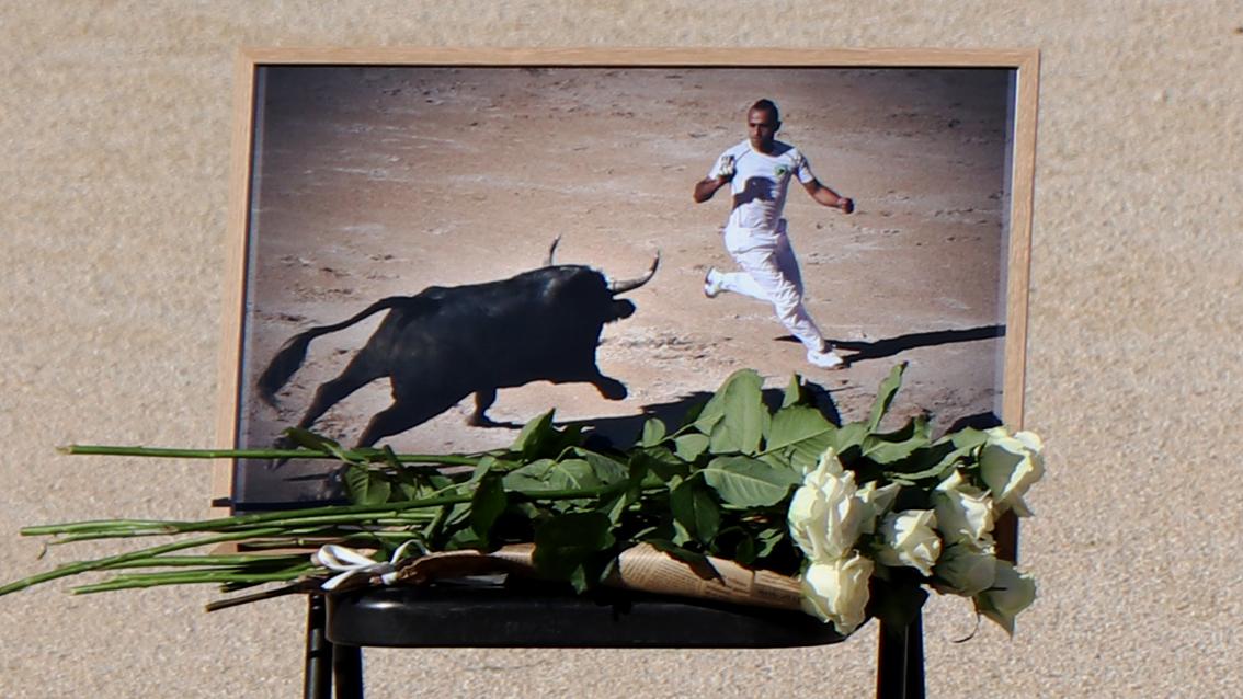 Le monde de la bouvine pleure la disparition du jeune raseteur Kevin Bruguière