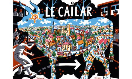 François Boisrond signale Le Cailar
