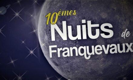 10 ème édition des nuits de Franquevaux