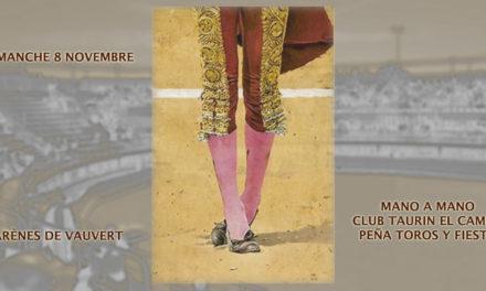 Journée taurine espagnole dans les arènes de Vauvert
